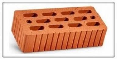 Керамический кирпич рядовой пустотелый