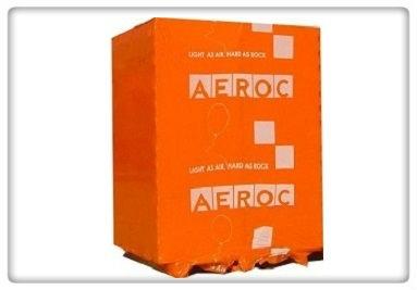 купить газоблок AEROC по низкой цене в Киеве с доставкой